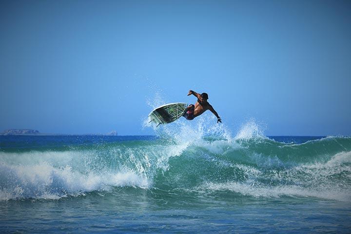 experts surf class