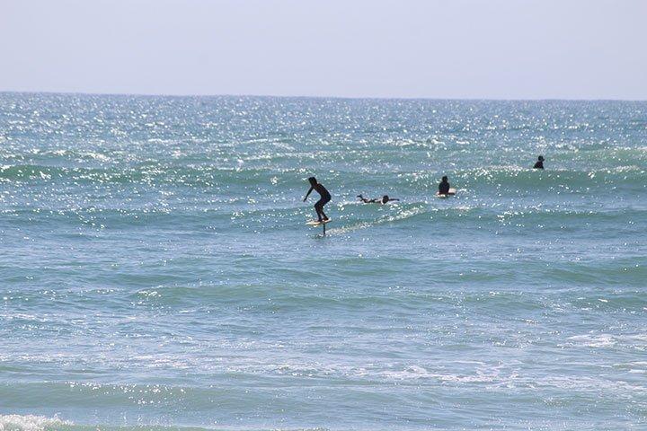 foil surfing el anclote