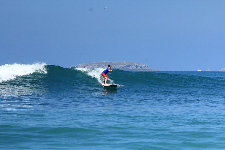 surf coaching experience white waters