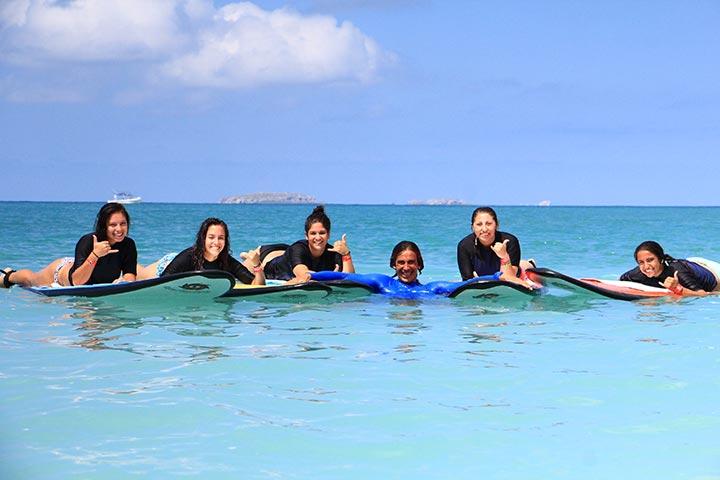 puerto vallarta surf experience