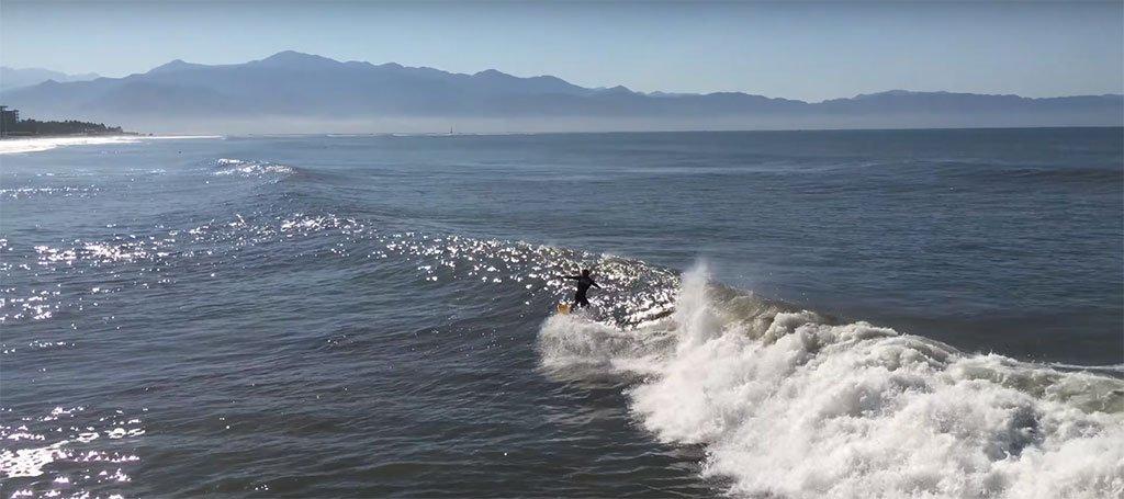 surfing nuevo vallarta