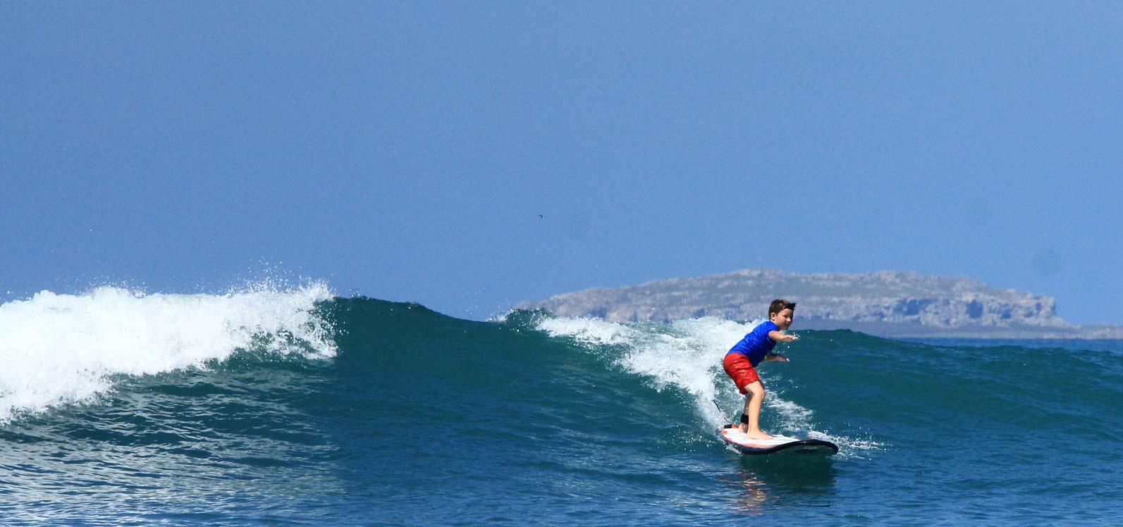 Green Lagoon Surfing