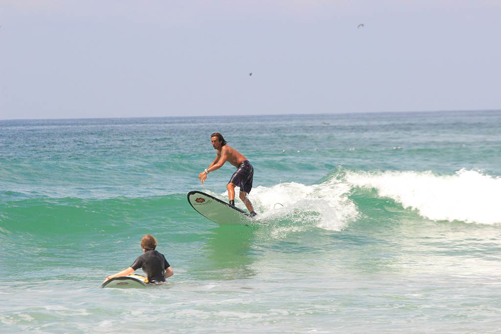surf camp mexico